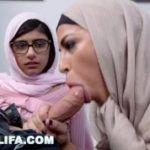 Mia Khalifa – Art imitating life with Julianna Vega and Sean Lawless