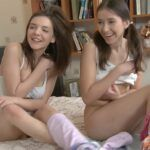 Horny Bestfriends Fucks With One Guy!