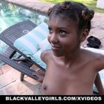BlackValleyGirls – Hot Ebony Teen Fucks Swim Coach