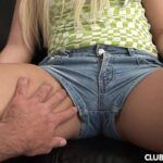 Teen Zorah gets her pink snatch nailed