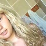 Blonde Teen with Big Tits